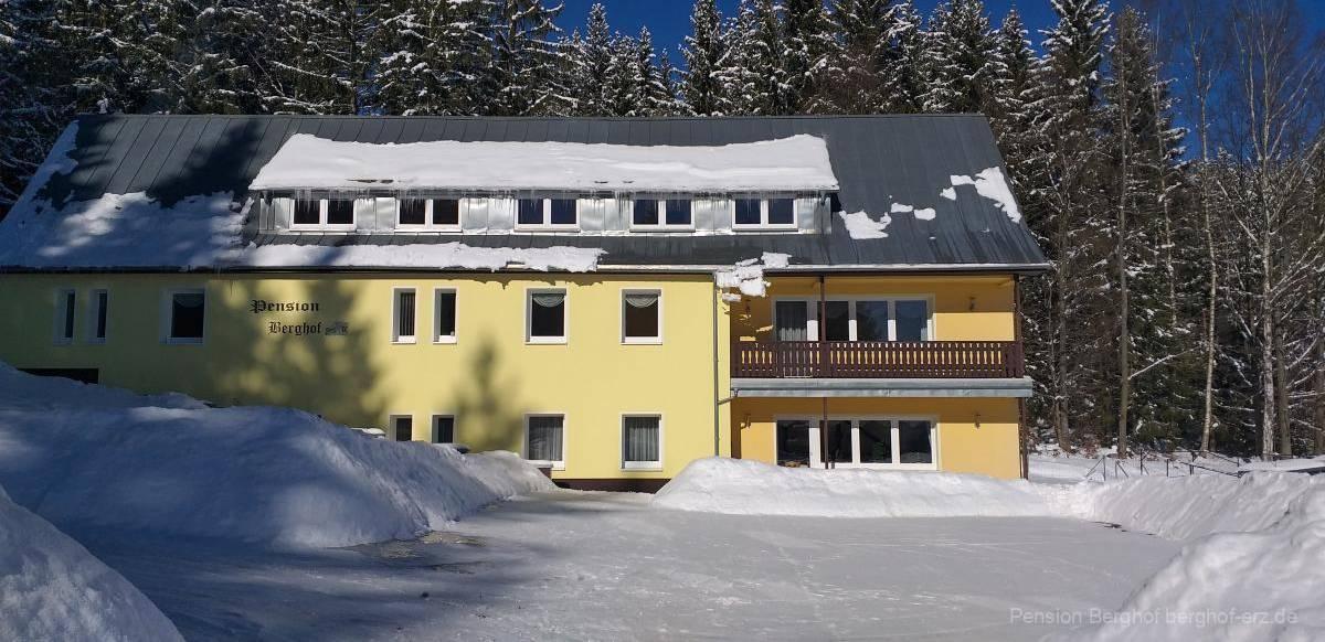 Pension Berghof Erzgebirge